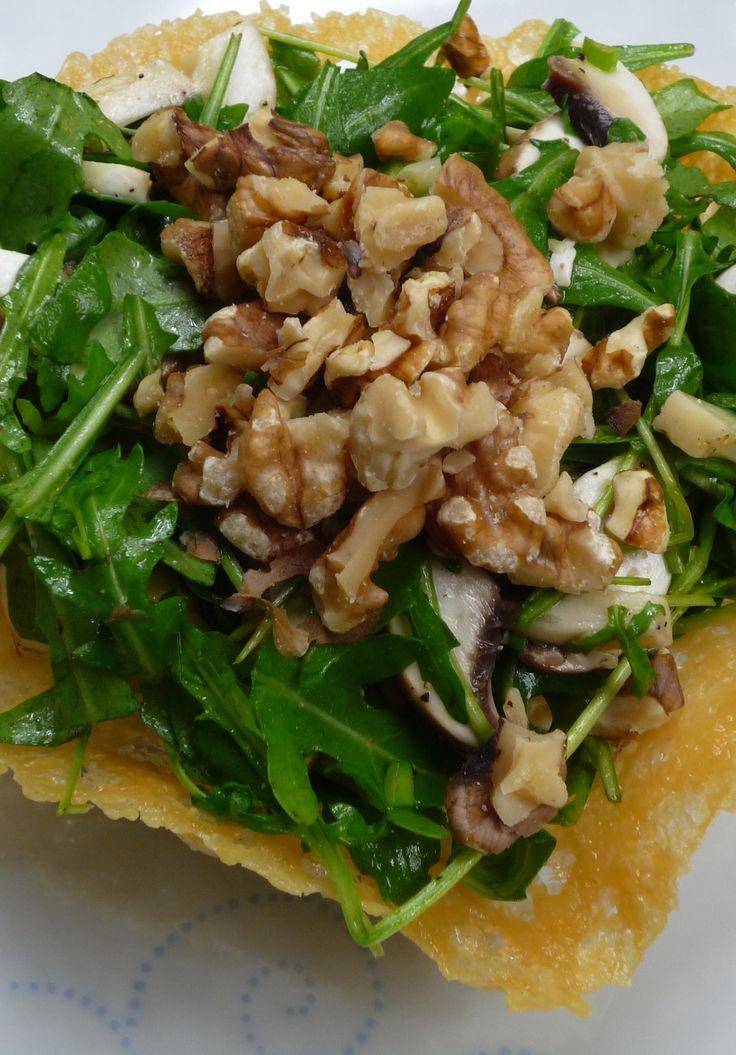 Rucola-Salat mit Walnüssen von koch-kinoDE