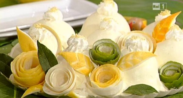 La ricetta della delizia al limone di Sal De Riso