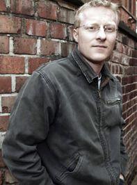 Chris Simms (Author of Shifting Skin)