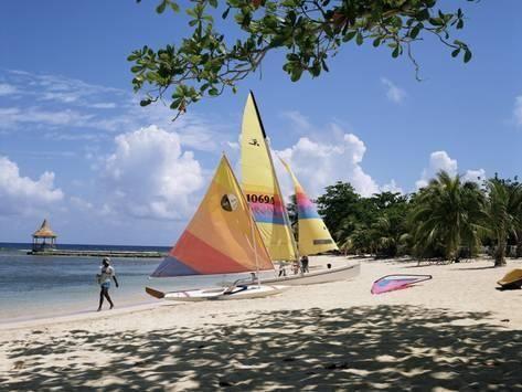Half Moon Club, Montego Bay, Jamaica, West Indies, Caribbean, Central America Fotografie-Druck von Robert Harding bei AllPosters.de