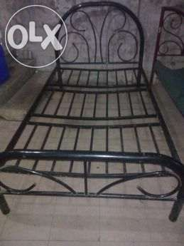 double metal bed frame for sale philippines find 2nd hand used double metal - Used Bed Frames