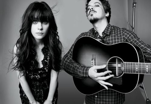 I absolutely love Zooey and M. Ward. They are AMAZING.