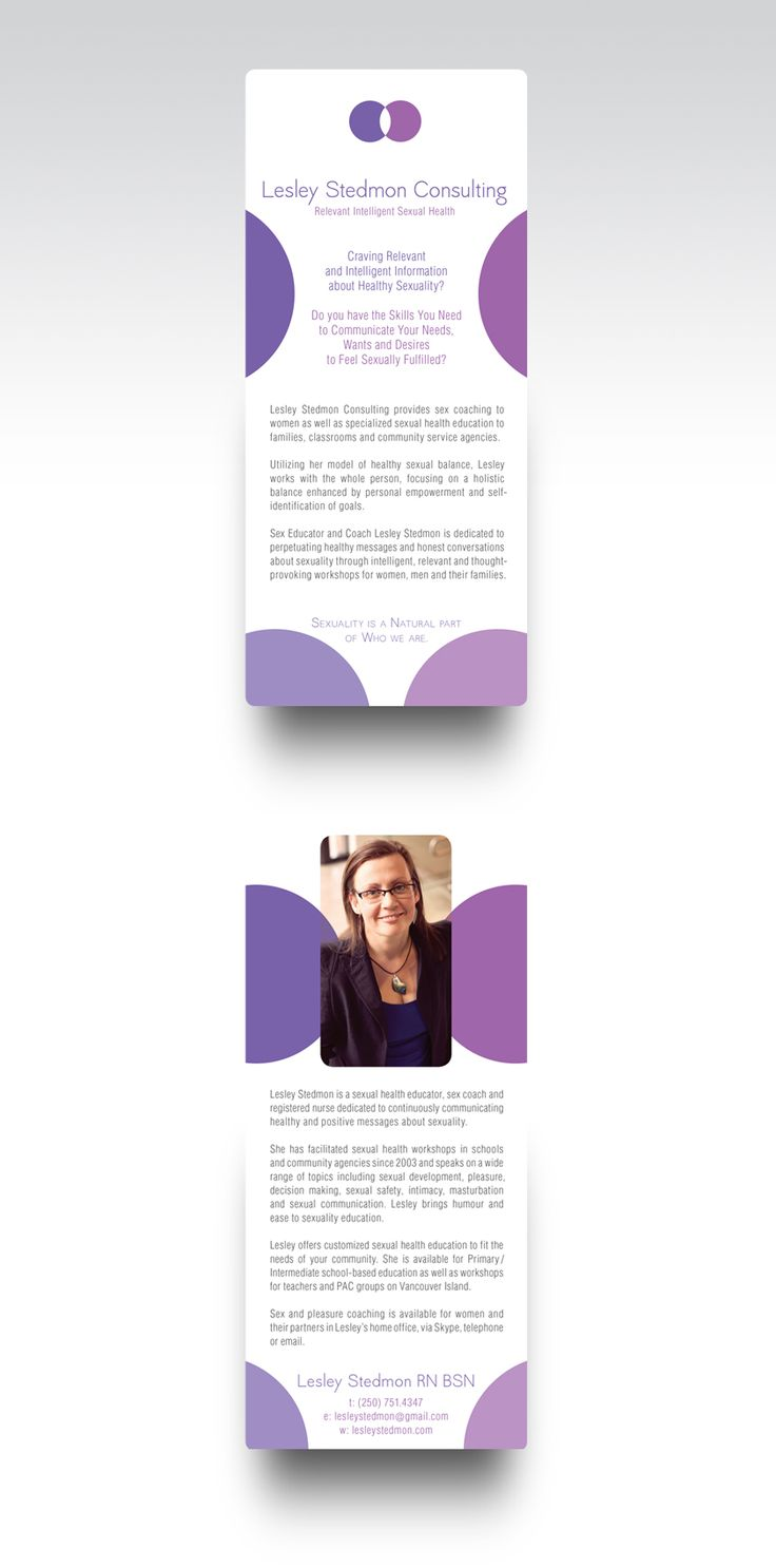 9 best flyer and pamphlet design images on pinterest brochure lesley stedmon flyer design for a sexual therapist on vancouver island bc canada solutioingenieria Images