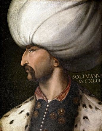The Siege of Vienna in 1529 was the first attempt by the Ottoman Empire, led by Suleiman the Magnificent, to capture the city of Vienna, Austria. The siege signalled the pinnacle of the Ottoman Empire's power and the maximum extent of Ottoman expansion in central Europe. Thereafter, 150 years of bitter military tension and reciprocal attacks ensued, culminating in the Battle of Vienna of 1683, which marked the start of the 15-year-long Great Turkish War.