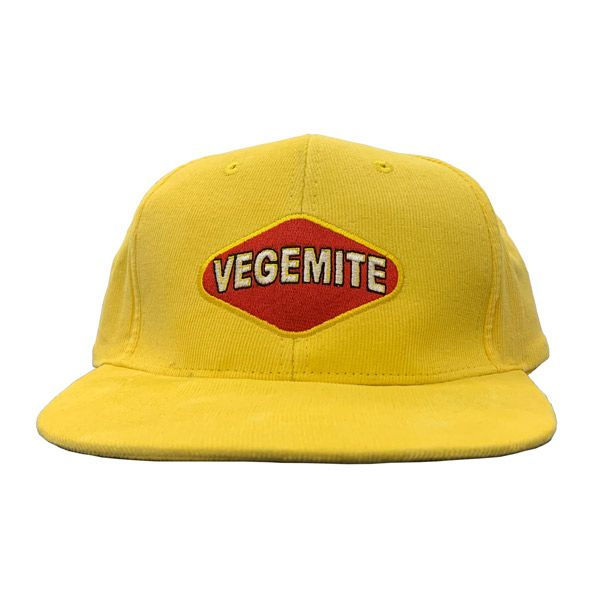 VEGEMITE Corduroy Cap - Tastes Like Australia