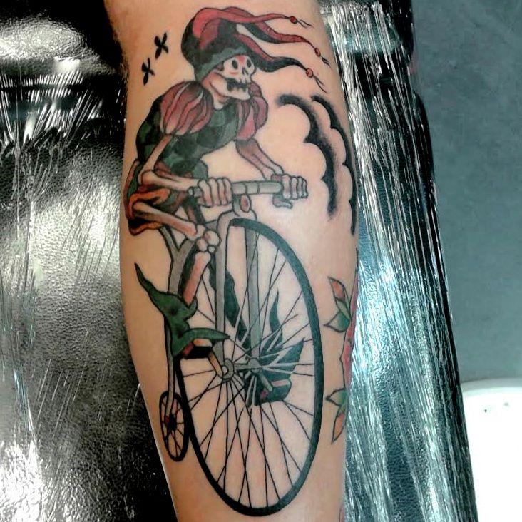 Crush City Tattoo Brisbane Australia Tattoo By John Avanti Www