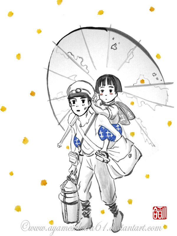 Grave of the Fireflies #Ghibli
