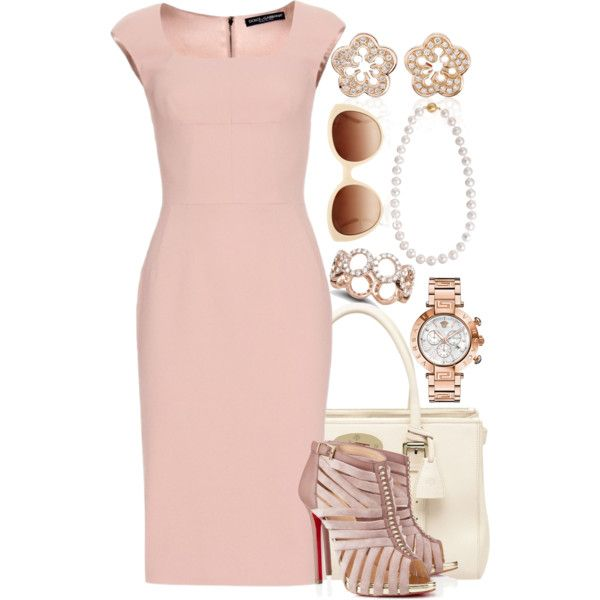 Untitled #294 Created By Razziieyy On Polyvore | Fashion It Is...... | Pinterest | Church ...