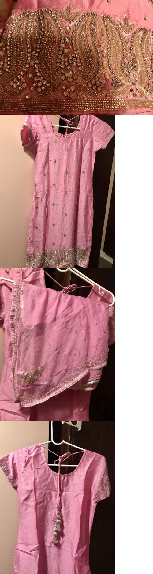 Salwar Kameez 155249: Indian Party Pink Punjabi Patiala Salwar Kameez -> BUY IT NOW ONLY: $30 on eBay!