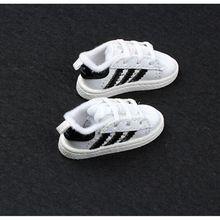 2015 мода мини-холст обувь 5 см для 1/6 маштаба куклы, 2 цвет милые BJD кукла обувь аксессуары для куклы игрушки бесплатная доставка(China (Mainland))