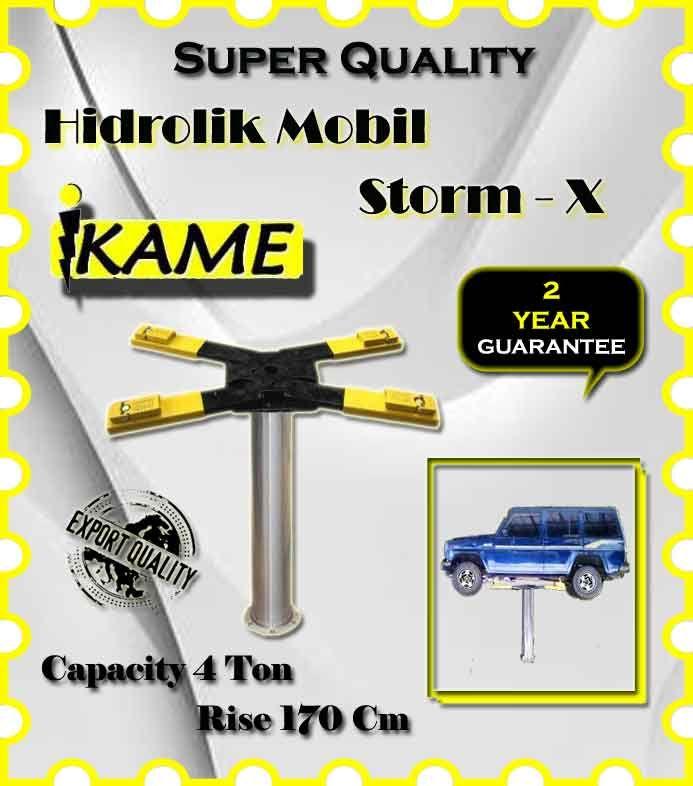 Alat Cuci Hidrolik Mobil Storm-X