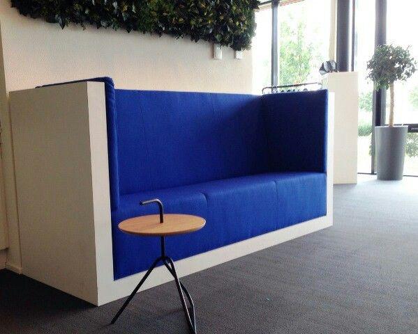 Privé vergaderbank design banken, zitbanken   Www.meubelmaatwerksite.nl