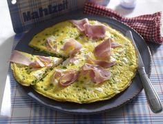 Unser beliebtes Rezept für Feta-Omelett mit Erbsen und mehr als 55.000 weitere kostenlose Rezepte auf LECKER.de.