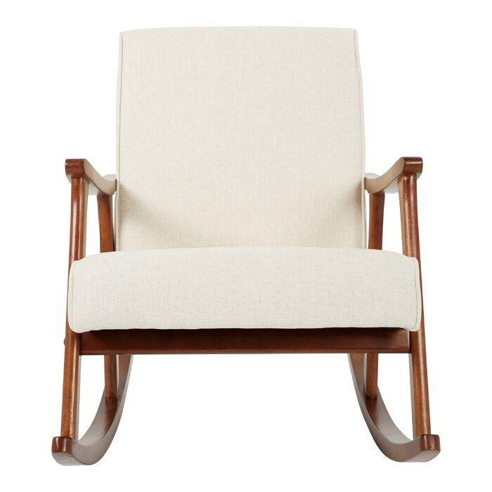 Amir Rocking Chair Rocking Chair Eames Rocking Chair Osp Home Furnishings
