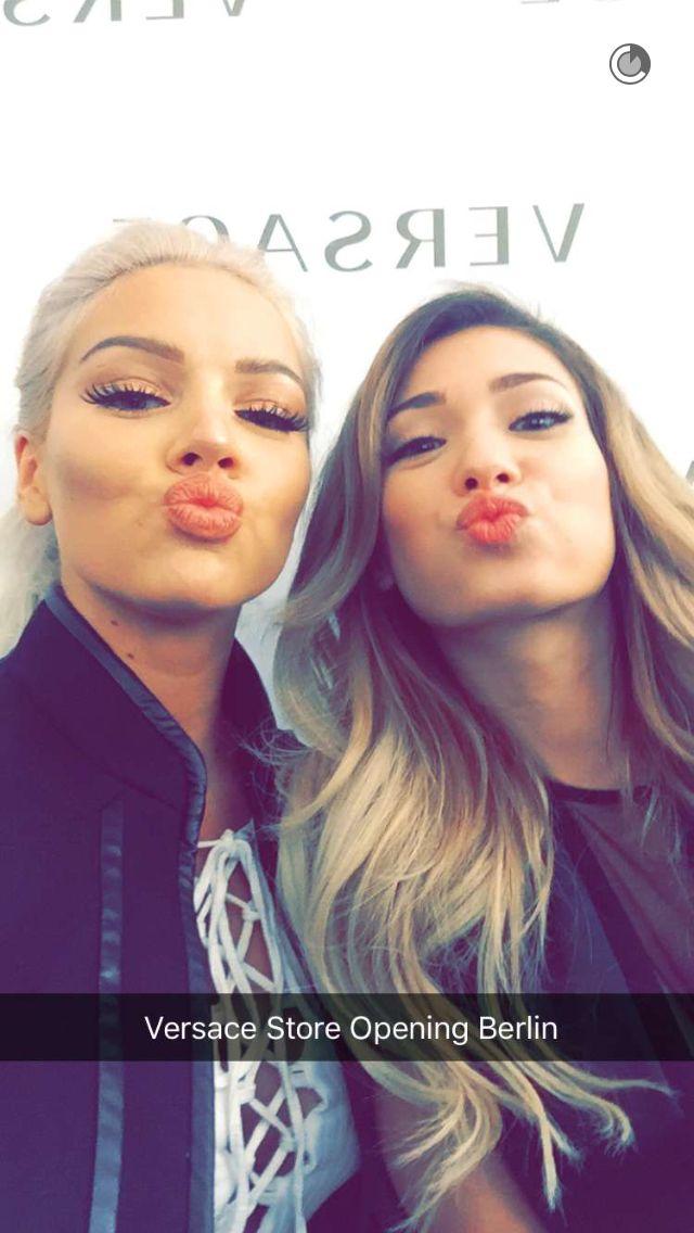 Paola und shirin