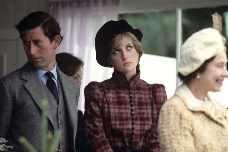 Princess Diana, 1980's