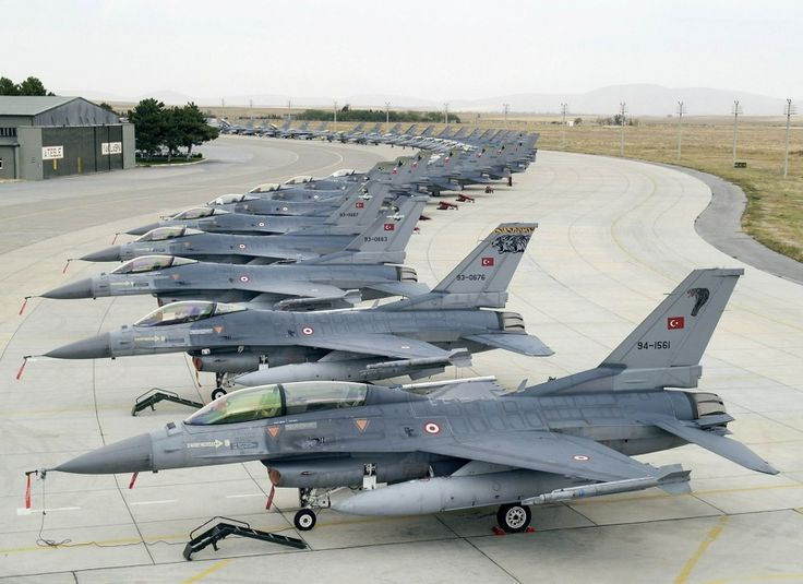 war military airplanes fighter plane turkey f16 falcon jet planes ...