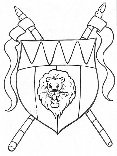 mirror, free coloring pages