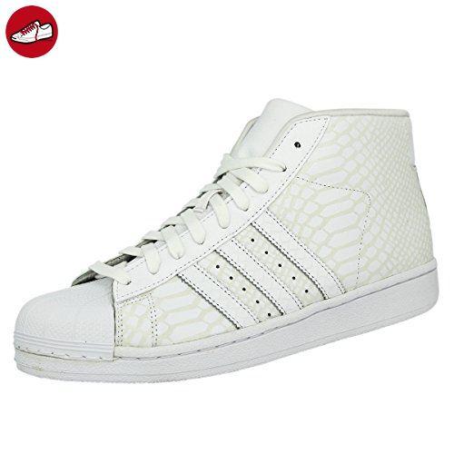 adidas D69287, Damen Sneaker, Weiß - Bianco - Größe: 37⅓ - Adidas schuhe (*Partner-Link)