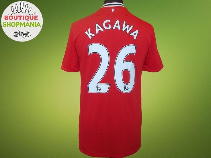 972723a3b50 new man u jersey 2014 2015  pre order 36f59 7e6dc manchester united home  2011 2012 26 kagawa (m) nike