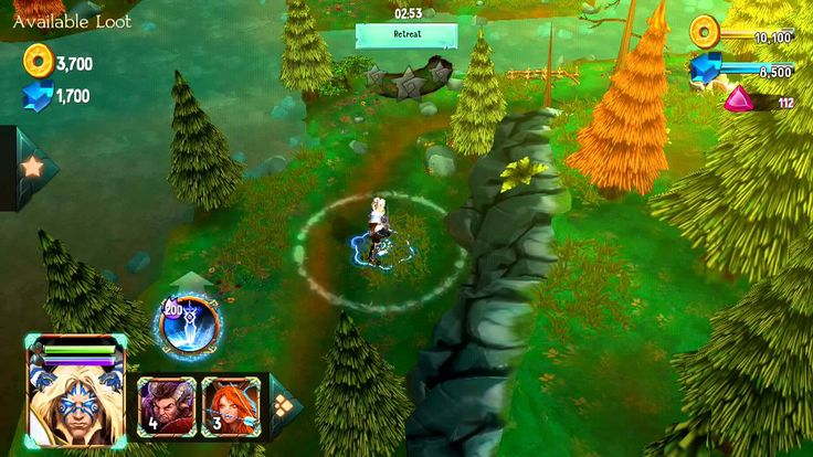 Battle of Heroes Android Gameplay