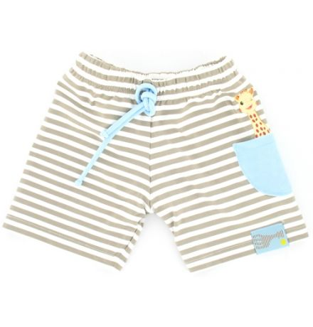 short anti uv Sophie la girafe® : mayoparasol, vente Short anti UV