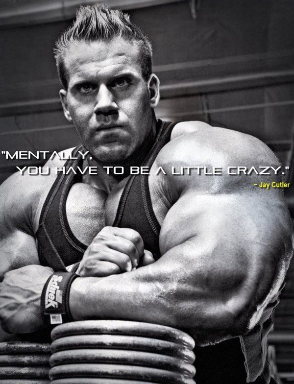 Learn From 4 Time Mr Olympia, Jay Cutler | Motivational Pictures ...