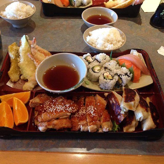 Tentatsu never disappoints #vancouvereats #japanesefood