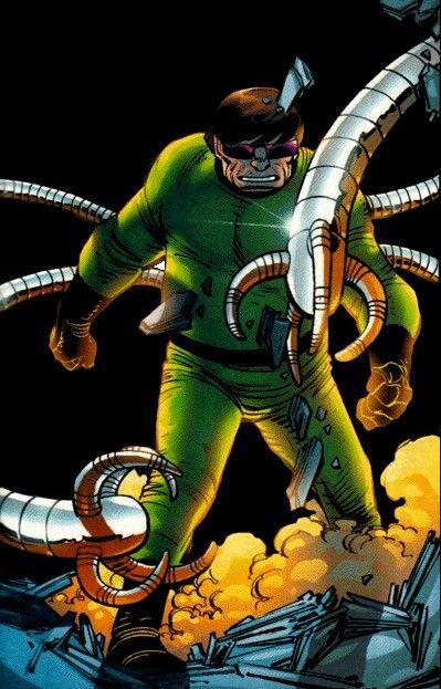 Dr. Octopus | Marvel Comics World | Pinterest