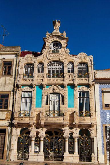 Algunas fotos de Aveiro   Turismo en Portugal #aveiro #artnouveau #portugal