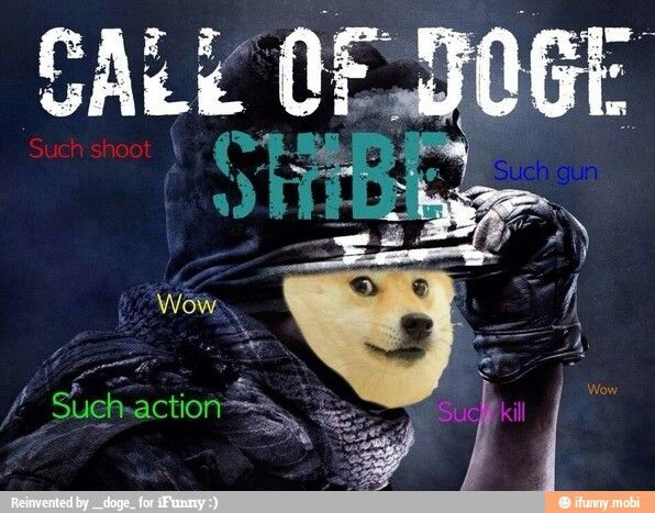 call of doge wallpaper - photo #7
