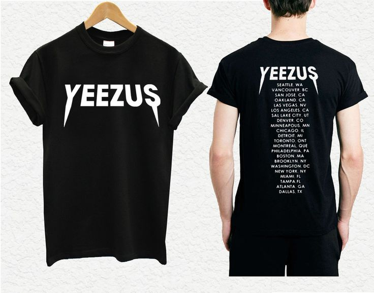 yeezus shirt yeezus indian skeleton yeezus tour shirt kanye west 6