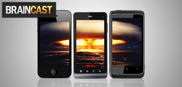 La guerra de los #smartphones