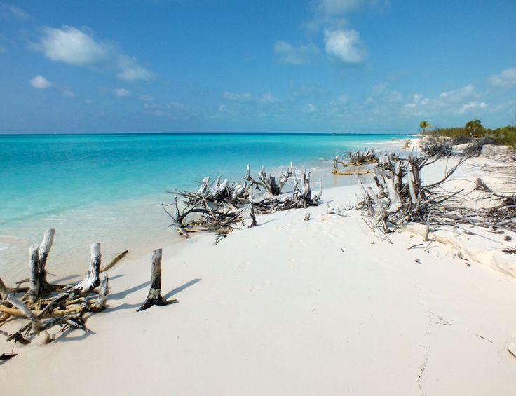 ¿Cómo no iba a estar Playa Paraíso en este listado? Si deseas retirarte del mundo por unos días debes desplazarte hasta Cayo Largo. Una vez aquí, solo queda relajarte, hacer snorkel sobre los corales o nadar entre tortugas.