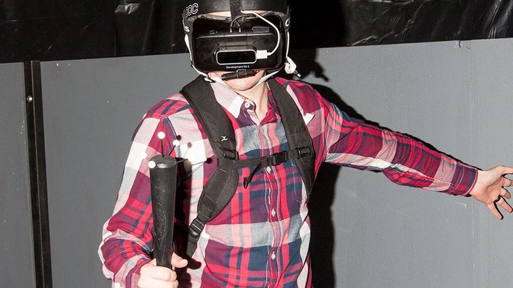 Inside the First VR Theme Park