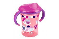 """Εικόνα του """"Nuk Easy Learning Trainer Cup Ποτηράκι με Χείλος Στομίου, από τον 8 μήνα, 250ml """""""