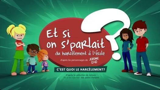 C'est quoi le harcèlement ? - Vidéo Dailymotion #education #enfant #harcelement