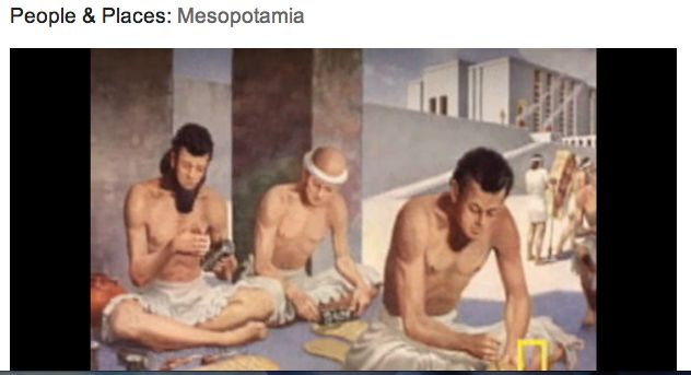 Video Ancient Mesopotamia