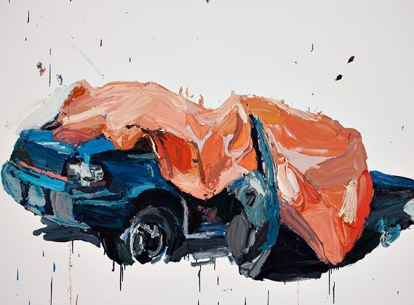 Ben Quilty #art #painting