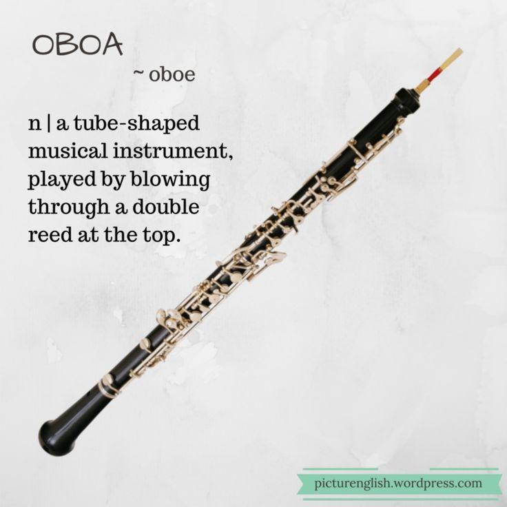 Oboe / Oboa