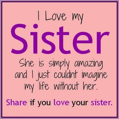 Sister Pictures, Photos, Images, and Pics for Facebook, Tumblr ...