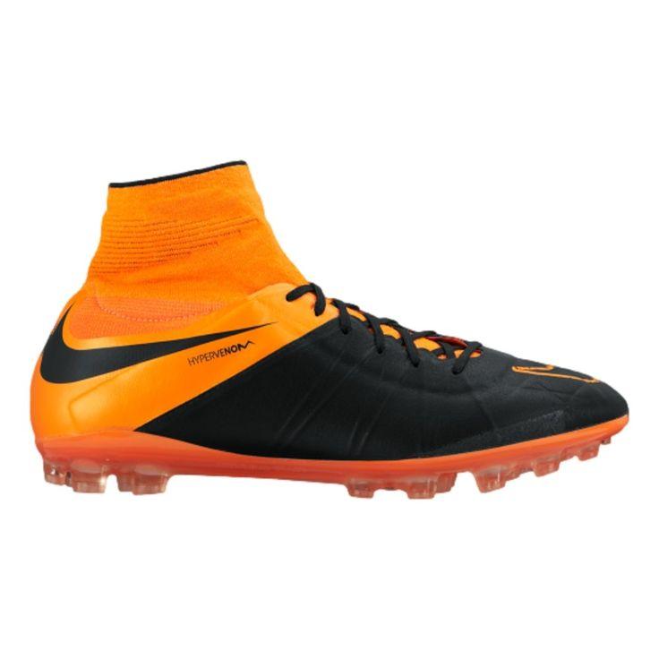 Nike Hypervenom Phantom II Leather Artificial Grass Cleats