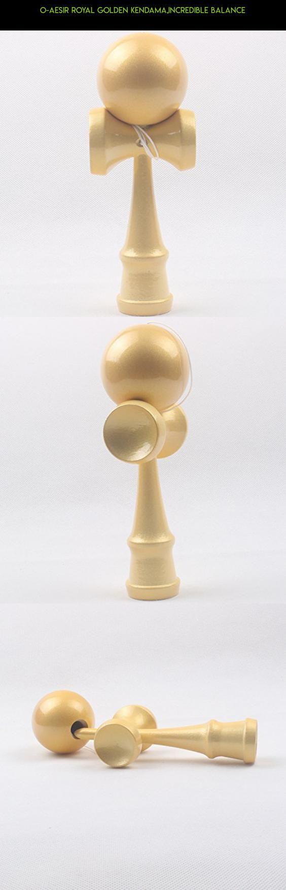 O-Aesir Royal Golden Kendama,Incredible Balance #plans #kendama #fpv #shopping #products #racing #drone #technology #tech #gadgets #kit #camera #parts #gold