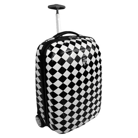 I pinned this XCase Carry-On in Checker from the Heys USA event at Joss and Main!