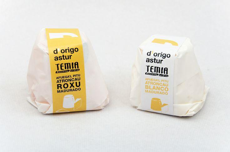 Afuega'l Pitu D'Origo Astur, elige tu variedad blanco o roxu! www.dorigoastur.com