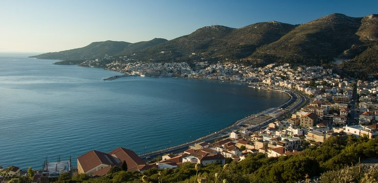 Βαθύ Σάμου - Vathy Samos