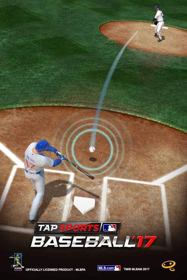 Play Major League Baseball 24 7 Tap To Swing With Easy One Touch Controls Play Anytime And Anywhere Baseball Sports Sports Baseball