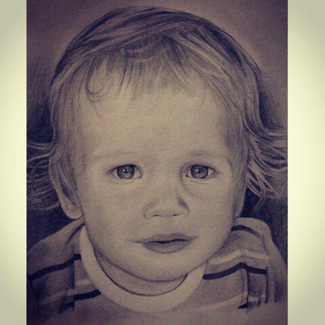 Porträtt 2012 #porträtt #blyerts #teckning #västerås #eskilstuna