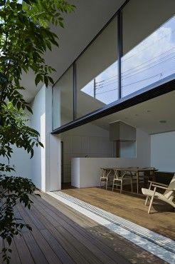 箱森町の家10