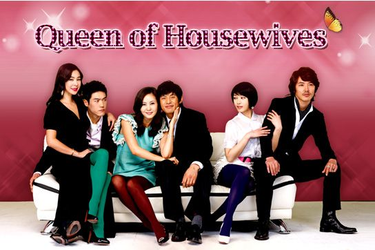 Queen of Housewives - Korean TV drama